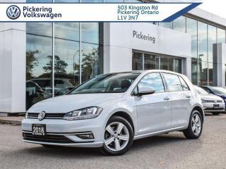 Used 2018 Volkswagen Golf COMFORTLINE !! MANUAL!! for sale in Pickering, ON