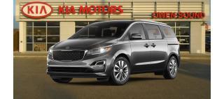 New 2020 Kia Sedona LX for sale in Owen Sound, ON