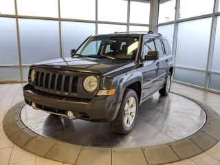 Used 2016 Jeep Patriot North - One Owner! Accident Free Carfax! for sale in Edmonton, AB