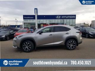 Used 2016 Lexus NX 200t F-SPORT/AWD/NAVI/BLIND SPOT MONITOR for sale in Edmonton, AB
