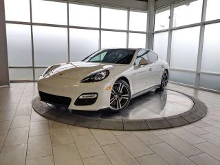 Used 2013 Porsche Panamera GTS | Sport Exhaust | Air Susp | Sport Chrono for sale in Edmonton, AB