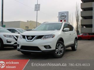 Used 2015 Nissan Rogue SV l AWD l Heated Seats l Backup camera l Great Shape for sale in Edmonton, AB