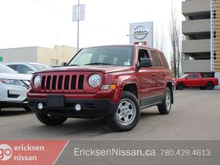 Used 2015 Jeep Patriot NORTH l 4x4 l Pwr Options for sale in Edmonton, AB