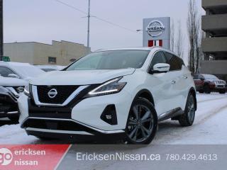 New 2020 Nissan Murano Platinum for sale in Edmonton, AB