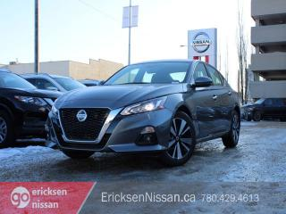 New 2020 Nissan Altima 2.5 SV for sale in Edmonton, AB