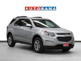 Used 2017 Chevrolet Equinox LT 4WD Navgiation Sunroof Backup Cam for sale in Toronto, ON