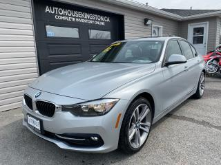 Used 2016 BMW 320i X-DRIVE for sale in Kingston, ON
