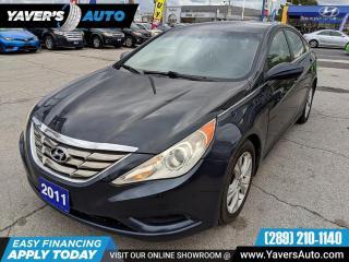 Used 2011 Hyundai Sonata GLS for sale in Hamilton, ON