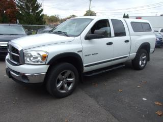Used 2007 Dodge Ram 1500 SLT for sale in Waterloo, ON