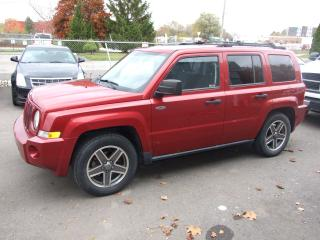 Used 2009 Jeep Patriot north for sale in Waterloo, ON