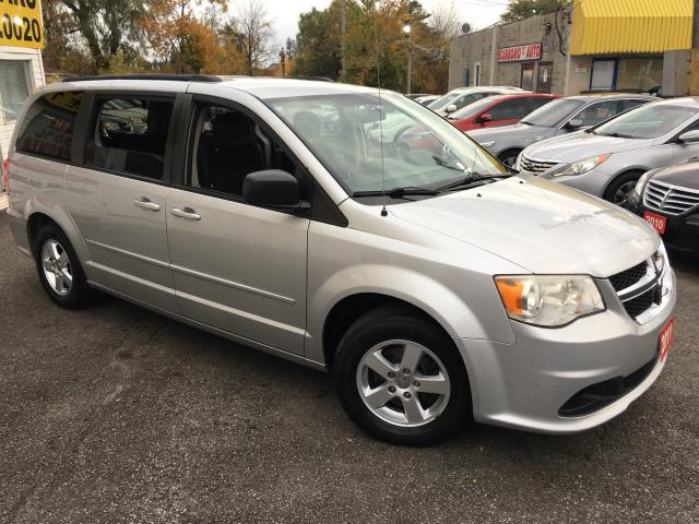2011 Dodge Grand Caravan SXT/ STOW & GO/ PWR GROUP/ ALLOYS & MUCH MORE!