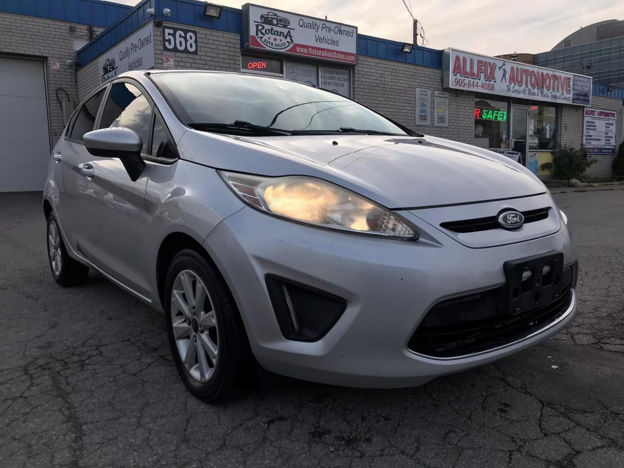 Used 2011 Ford Fiesta Accident free| Ontario Vehicle for