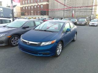 Used 2012 Honda Civic EX for sale in Halifax, NS