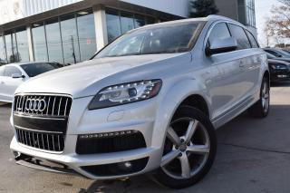 Used 2013 Audi Q7 3.0L TDI Premium for sale in Oakville, ON