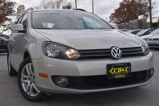 Used 2011 Volkswagen Golf Wagon HIGHLINE for sale in Oakville, ON