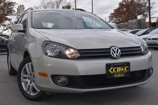 2011 Volkswagen Golf Wagon HIGHLINE