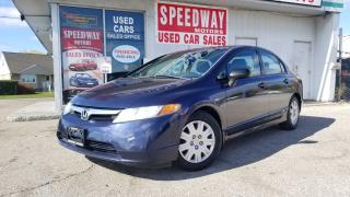 Used 2007 Honda Civic Automatic, Power Options, Certified for sale in Mississauga, ON