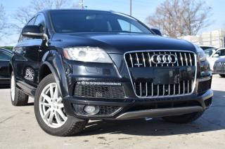 Used 2013 Audi Q7 3.0L TDI WINTER BLOWOUT!!! for sale in Oakville, ON