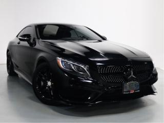 Used 2015 Mercedes-Benz S-Class S550 COUPE    AMG   HEADS UP   NIGHT VISION for sale in Vaughan, ON