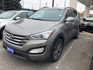 Used 2016 Hyundai Santa Fe Sport AWD 2.4L Luxury for sale in Barrie, ON