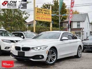 Used 2016 BMW 4 Series AWD*Sportline*Navi*Camera*SuperClean* for sale in Toronto, ON