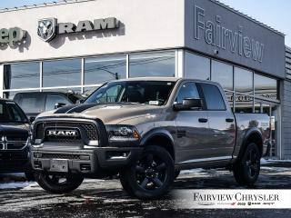 New 2019 RAM 1500 Classic SLT for sale in Burlington, ON