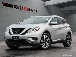 Used 2015 Nissan Murano Platinum*New Tires*New Brakes*Technology Package* for sale in Mississauga, ON