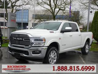 New 2019 RAM 3500 New Laramie for sale in Richmond, BC