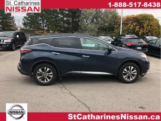Used 2015 Nissan Murano Local Trade for sale in St. Catharines, ON