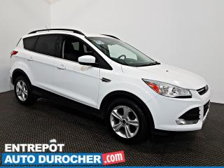 Used 2015 Ford Escape SE Automatique - AIR CLIMATISÉ - Sièges Chauffants for sale in Laval, QC