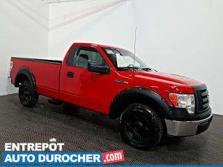 Used 2010 Ford F-150 XL Automatique - AIR CLIMATISÉ - Boite 8'' Pied for sale in Laval, QC