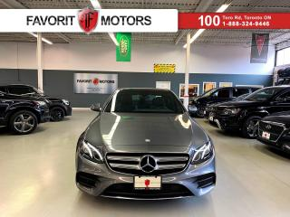 Used 2017 Mercedes-Benz E-Class E300 4MATIC *CERTIFIED!* |BURMESTER|NAV|BACKUP| for sale in North York, ON