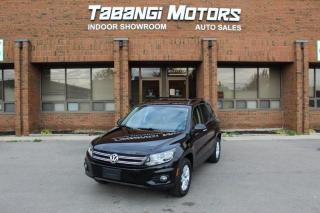 Used 2016 Volkswagen Tiguan NO ACCIDENTS I BIG SCREEN I REAR CAM I HEATED SEATS I BT for sale in Mississauga, ON
