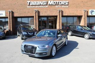 Used 2015 Audi A4 NO ACCIDENTS I S-LINE I LEATHER I SUNROOF I HEATED SEATS |BT for sale in Mississauga, ON
