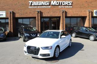Used 2016 Audi A4 PROGRESSIVE |NAVIGATION I S-LINE | LEATHER I REAR CAM I for sale in Mississauga, ON