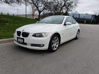 Used 2009 BMW 3 Series 2dr Cpe 335i xDrive AWD | Accident-Free | 2 Owner for sale in Vaughan, ON