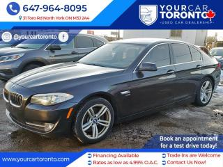 Used 2011 BMW 5 Series 4dr Sdn 535i xDrive AWD for sale in North York, ON