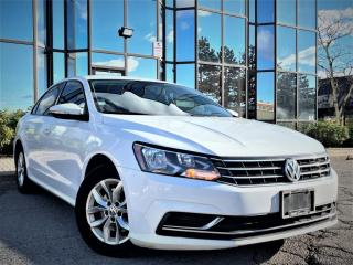 Used 2018 Volkswagen Passat TRENDLINE+|HEATED SEATS|CRUISE CONTROL|REAR VIEW|ALLOYS| for sale in Brampton, ON