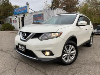 Used 2015 Nissan Rogue AWD 4dr|7-PASSENGER TECH PKG| NAVI|BACKUP| for sale in Brampton, ON