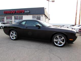Used 2009 Dodge Challenger R/T 5.7L V8 HEMI AUTOMATIC COUPE CERTIFIED for sale in Milton, ON