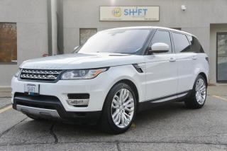 Used 2016 Land Rover Range Rover Sport HSE TD6 DIESEL, DRIVER ASSISTANCE PACKAGE, COOLED FRONT SEATS for sale in Burlington, ON