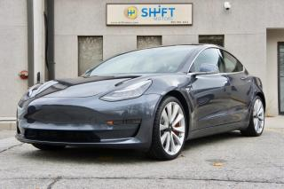 Used 2019 Tesla Model 3 PERFORMANCE WITH PERFORMANCE PACKAGE INCLUDING 20