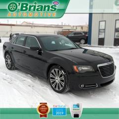 Used 2013 Chrysler 300 300S w/Command Start, Navigation, Leather, Backup Camera for sale in Saskatoon, SK