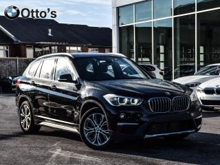 Used 2016 BMW X1 xDrive28i SUNROOF LEATHER for sale in Ottawa, ON