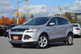 Used 2014 Ford Escape SE REAR CAM HTD SEATS ONLY 75, 000 KM SYNC ALLOYS for sale in Ottawa, ON
