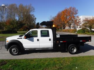 Used 2011 Ford F-550 Dump box  Crew Cab DRW 2WD for sale in Burnaby, BC