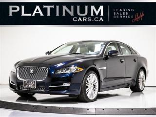 Used 2016 Jaguar XJ Portfolio, AWD XJ, NAVI, CAMERA, Blindspot for sale in Toronto, ON
