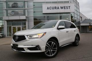 Used 2017 Acura MDX Navigation Only 9108kms!!! for sale in London, ON