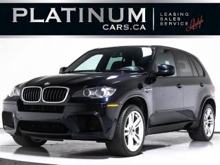 Used 2013 BMW X5 M XDRIVE AWD, NAVI, HUD, PANO, COMFORT ACCESS for sale in Toronto, ON