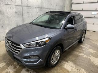 Used 2018 Hyundai Tucson SE AWD CUIR TOIT PANORAMIQUE ANGLE MORT CAMERA DE RECUL for sale in St-Nicolas, QC